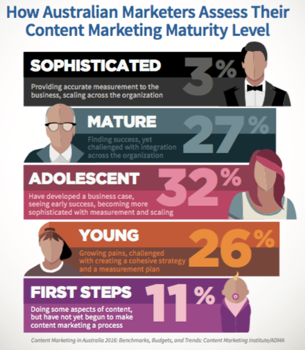 CMI Australian Survey Maturity Level