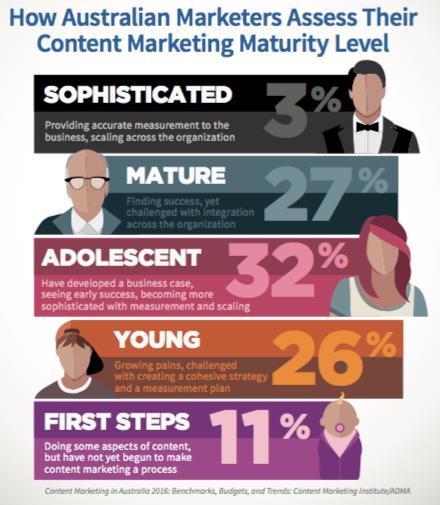CMI Australian Survey Maturity Level