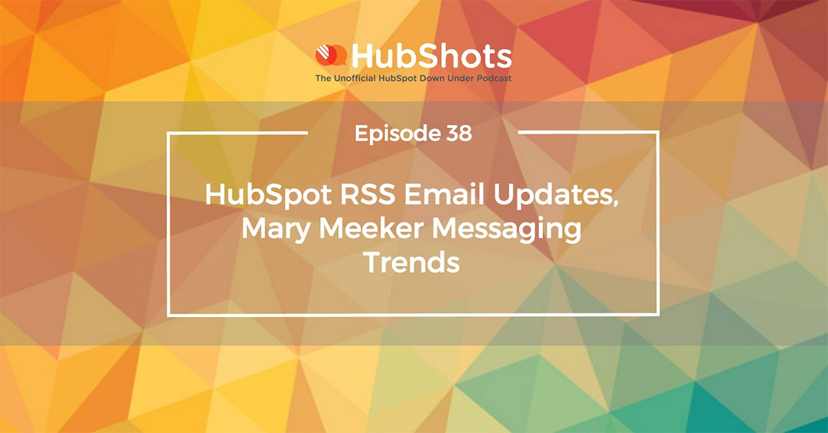 HubShots Episode 38