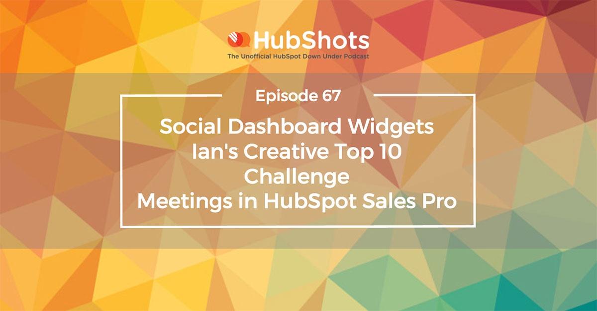 HubShots Episode 67