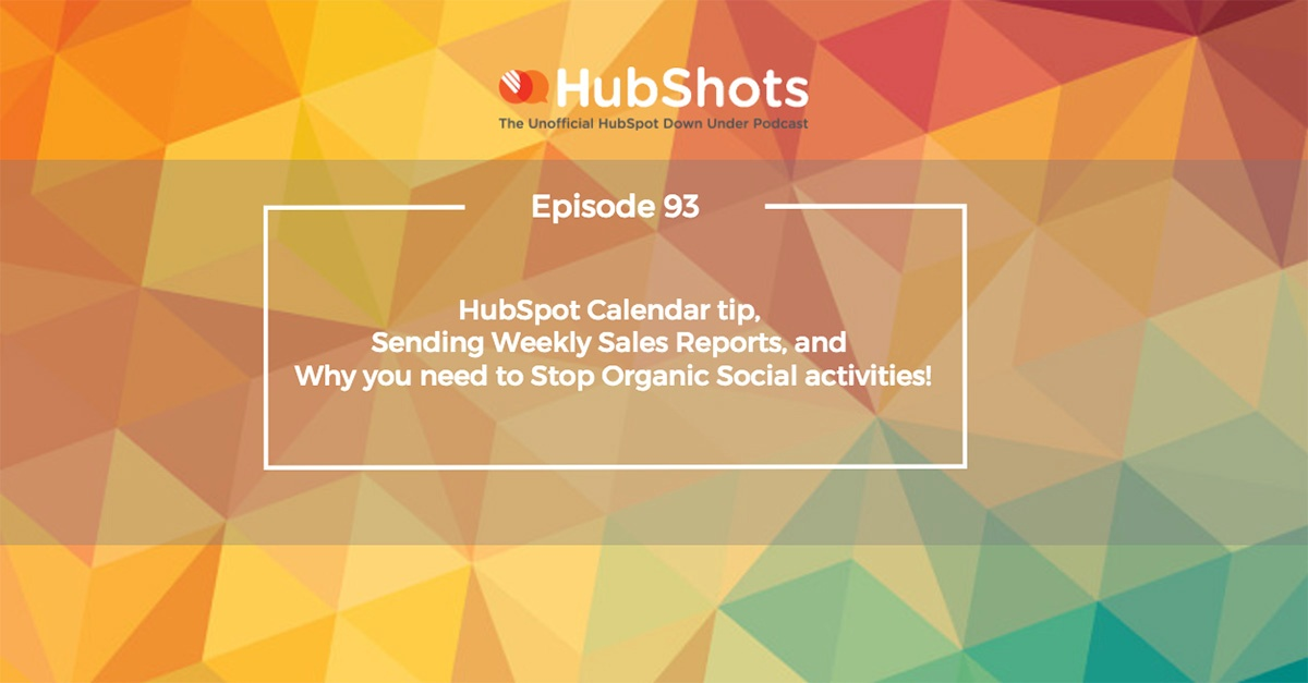 HubShots episode 93