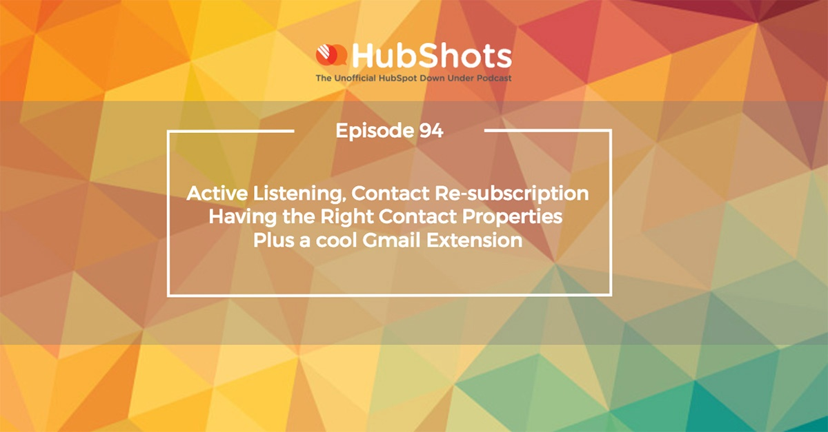 HubShots episode 94