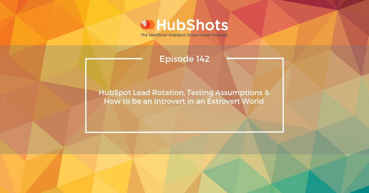 HubShots Episode 142