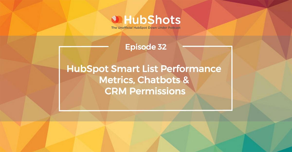 HubShots Episode 32