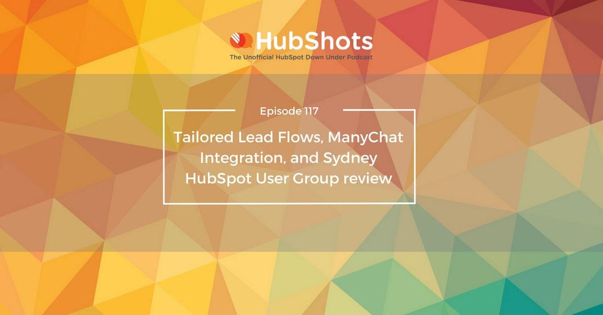 HubShots Episode 117