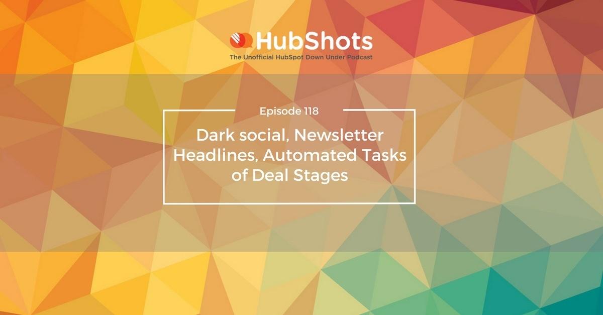 HubShots Episode 118