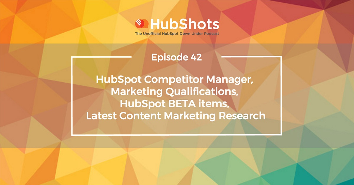 HubShots Episode 42
