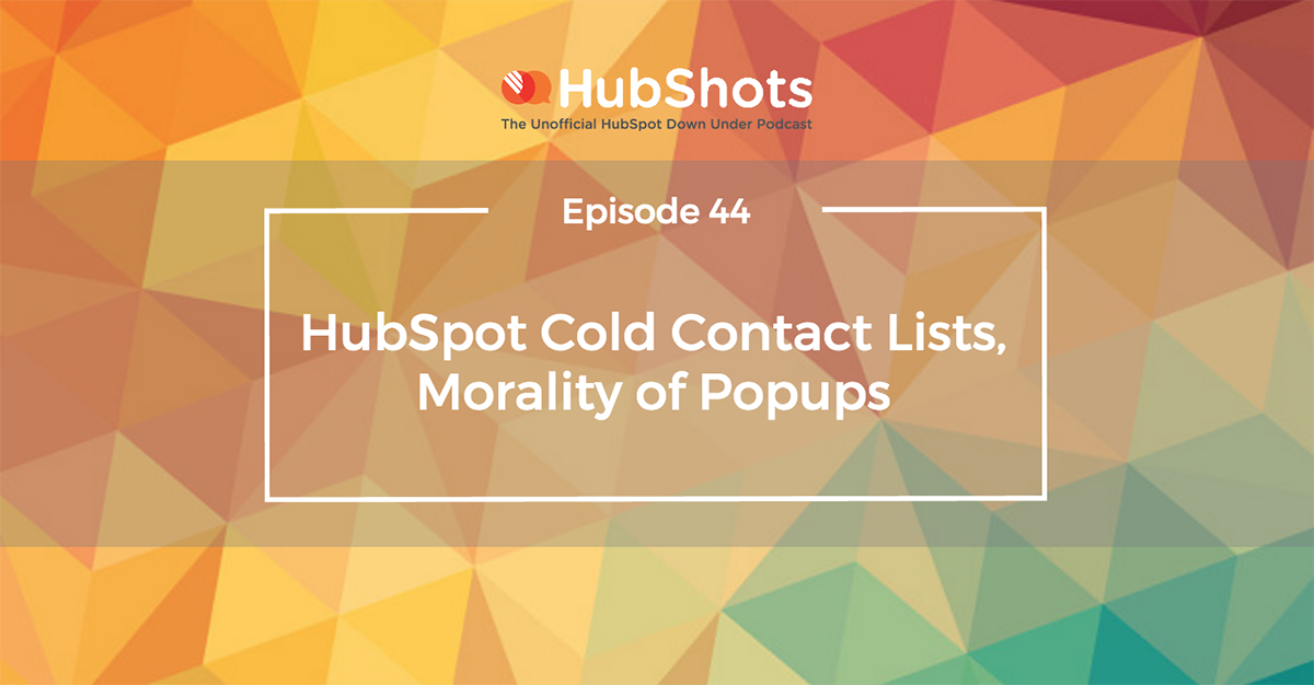 HubShots Episode 44