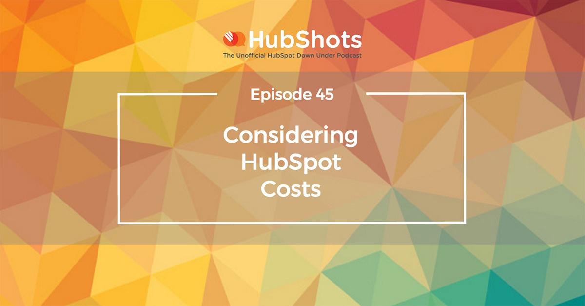 HubShots Episode 45