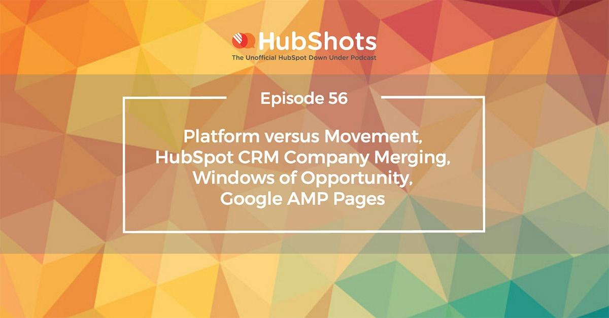 HubShots Episode 56