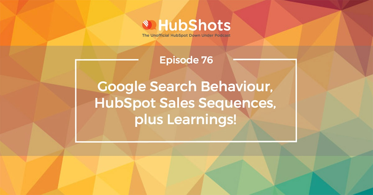 HubShots Episode 76