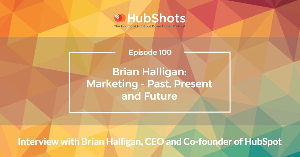 Interview with Brian Halligan