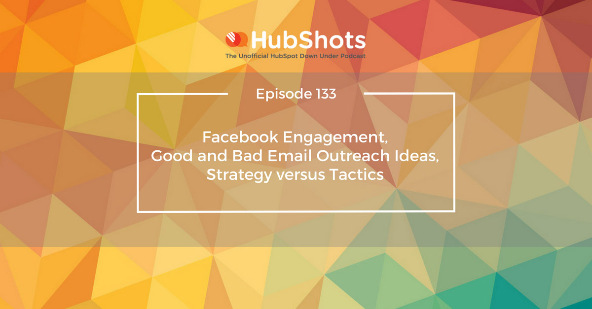HubShots episode 133
