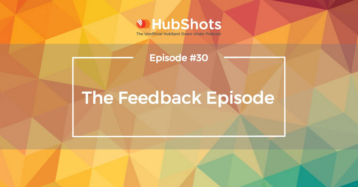 HubShots Episode 30