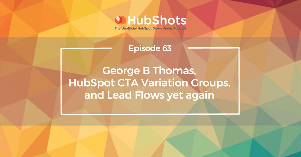 HubShots Episode 63