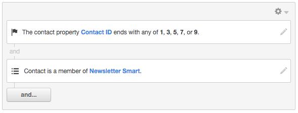 Simple HubSpot list splitting tip
