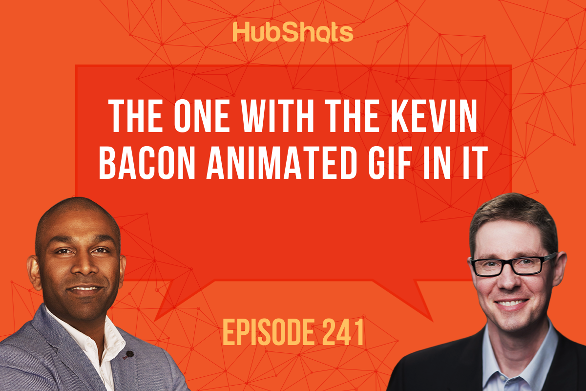 Episode 241: The one with the Kevin Bacon animated gif in it