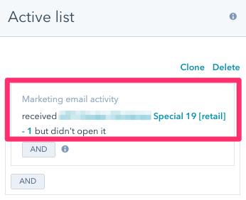 Did not open JITT Special  retail    Lists
