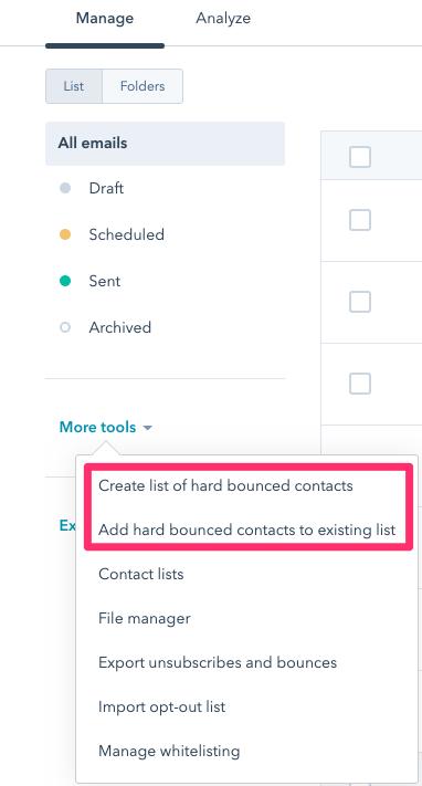 Marketing Email   HubSpot 3
