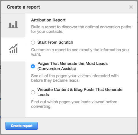 Reports Home HubSpot