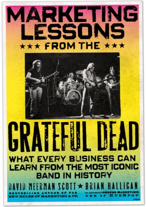 marketing lesson grateful dead
